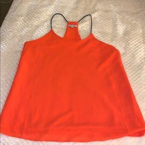 Sassy Orange Tank Top